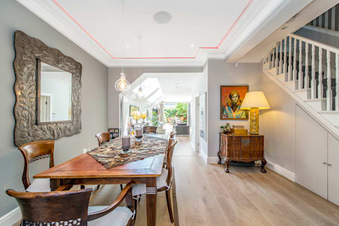 South Park 3 SW6: classic Dining room by CATO creative