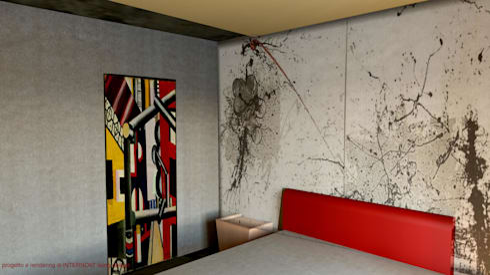 Sonia Home: Case in stile in stile Eclettico di INTERNO67 living design