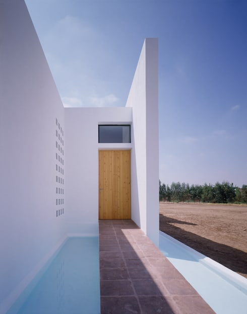 Дома в . Автор – Guilhem EUSTACHE Architecte DESA