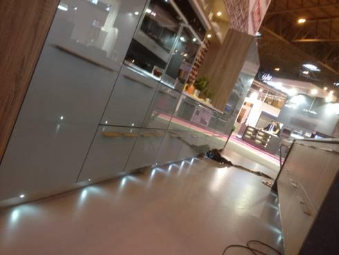 Grand Designs LIVE 2013 Celebrity Show Demo Kitchen : modern Kitchen by Henley McKay Kitchens
