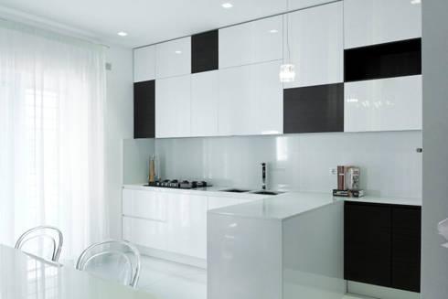 ESTETICA FUNZIONALE: Cucina in stile in stile Moderno di db_studio| Architetto Barbara De Liso