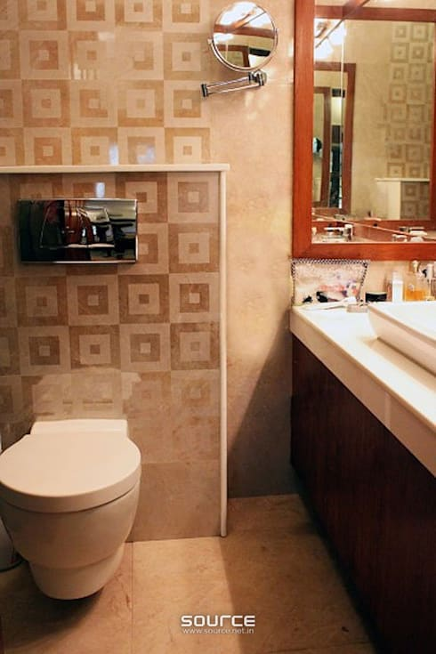 Bathroom:   by Source Architecture