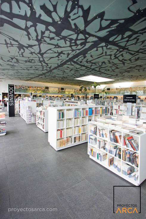 Proyectos ARCA: Centros de exhibiciones de estilo  por Marmoles ARCA