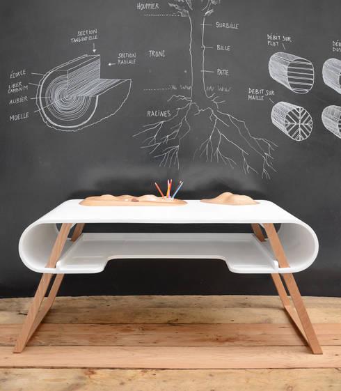 Projekty,  Pokój dziecięcy zaprojektowane przez Compagnie