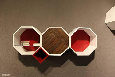 Dmogoro: Casa in stile  di Roberto Virdis Architect