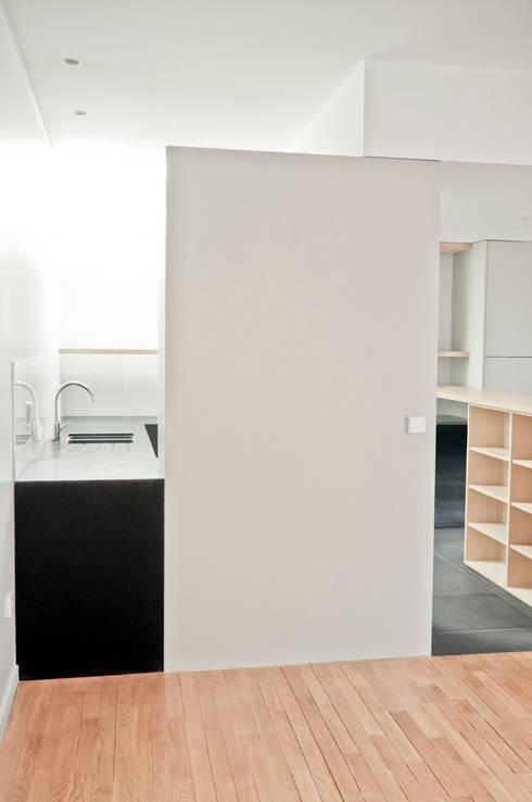 avenue de wagram por atelier sylvie cahen homify. Black Bedroom Furniture Sets. Home Design Ideas