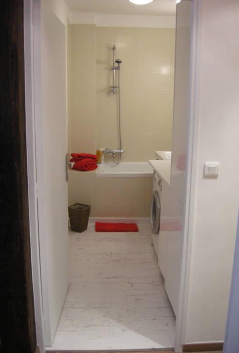 Ванная комната в . Автор – Parisdinterieur