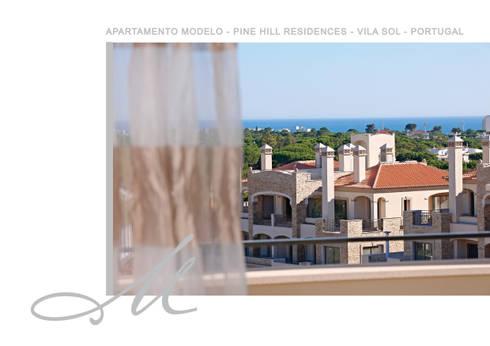 Model Apartment – Pine Hill Residences:   por Maria Raposo Interior Design