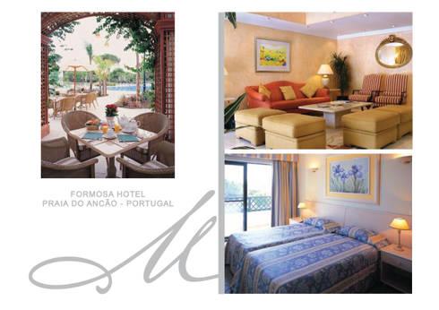 Formosa Hotel:   por Maria Raposo Interior Design