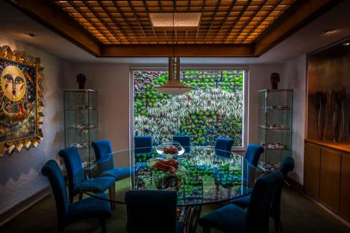 Casa Marilola: Comedores de estilo ecléctico por Urban Landscape