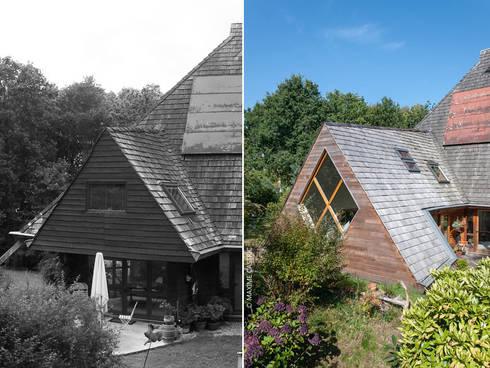 Rnovation extension maison avant travaux extension bois for Piscine boulogne billancourt horaires