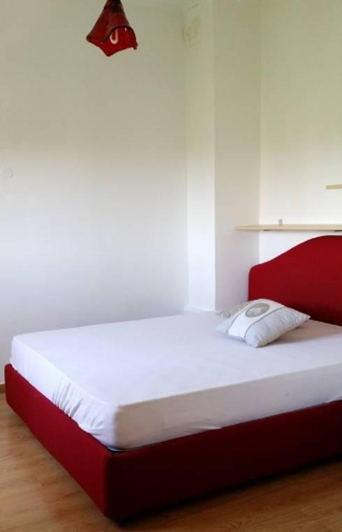 camera prima:  in stile  di  Mariagrazia Guarini Home Stager & interior Design