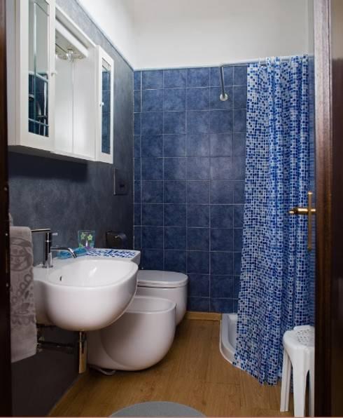 bagno dopo:  in stile  di  Mariagrazia Guarini Home Stager & interior Design