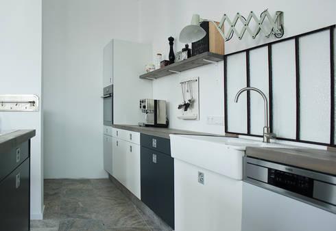 Küche Vintage Look küche im vintage look berlin interior design homify