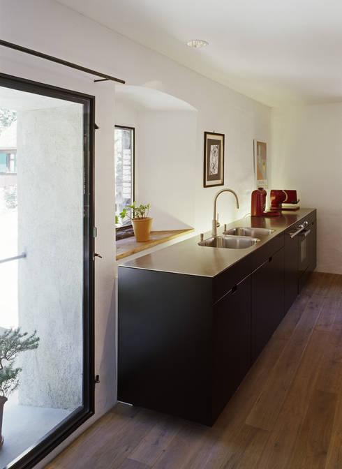 Küche:  Küche von atelier-f ag