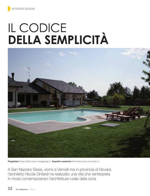 Il codice della semplicità:  in stile  di Nicola G Design