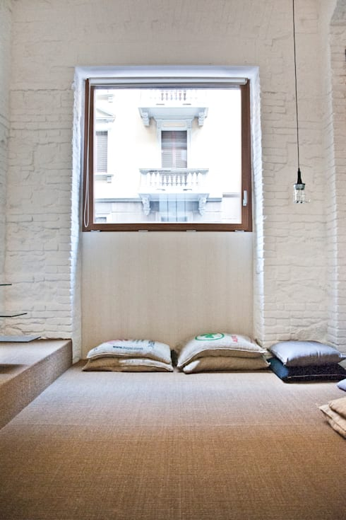 Study/office by R3ARCHITETTI