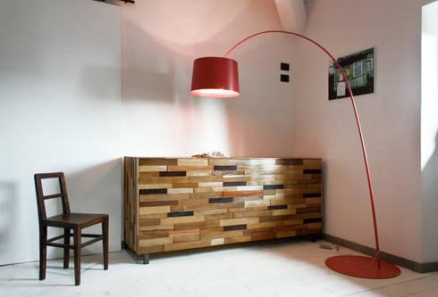 appartamento BONECA_04: Case in stile in stile Moderno di Giannelli+1