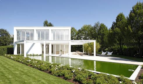 haus g regensburg von brandl architekten bda homify. Black Bedroom Furniture Sets. Home Design Ideas