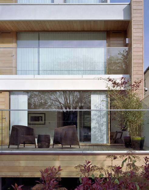Natropolis Apartments:  Terrace by Coupdeville