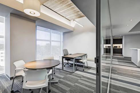 Grupo ITISA: Edificios de Oficinas de estilo  por usoarquitectura