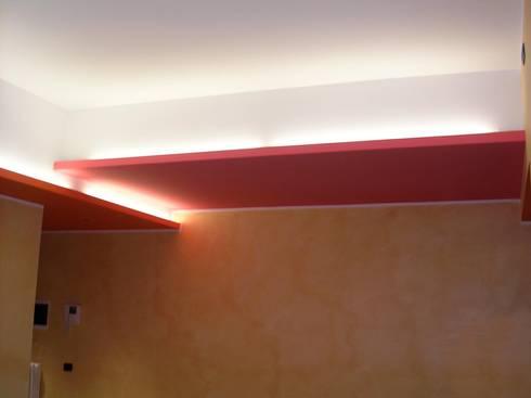 Ristrutturazione interna appartamento:  in stile  di Arch. Dario Nespoli