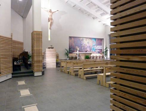 Ecologia e Liturgia: Arte in stile  di ARTEMATICA studio