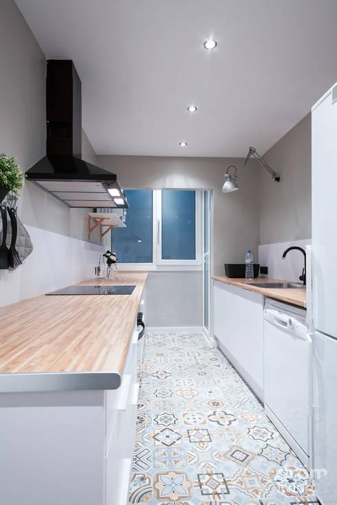 scandinavian Kitchen by Dröm Living