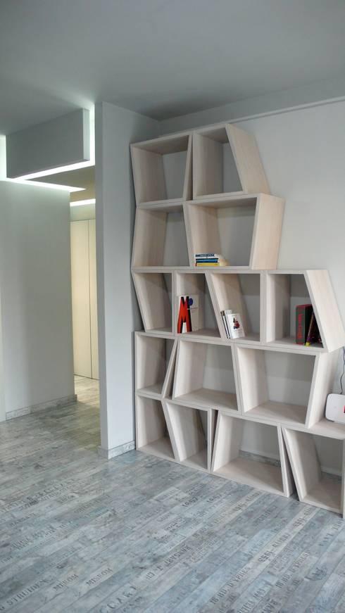 ARTEMATICA studio: modern tarz Oturma Odası