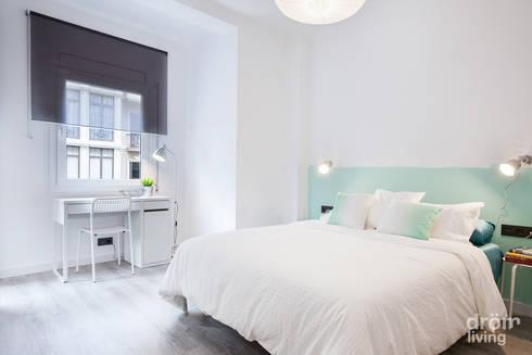 skandinavische Schlafzimmer von Dröm Living