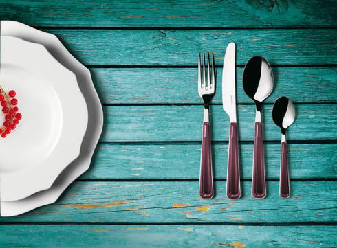 BELLE EPOQUE      GUZZINI: Cucina in stile in stile Eclettico di angelettiruzzadesign