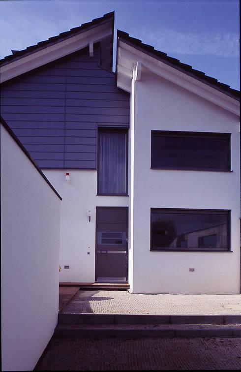 Einfamilienhaus in Allershausen:  Häuser von Herzog-Architektur