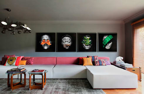 GW HOUSE :   por STUDIO GUILHERME TORRES