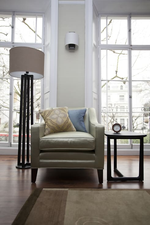 Furniture: modern Living room by Roselind Wilson Design