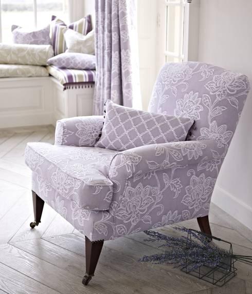 Dorchester:  Living room by Prestigious Textiles