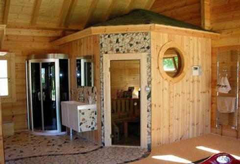 blockhaus eschmann von bayernblock hultahaus homify. Black Bedroom Furniture Sets. Home Design Ideas