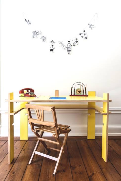 Nursery/kid's room by E-Side
