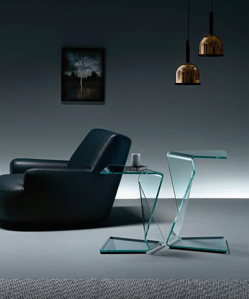 Wohnzimmer von AquiliAlberg Architecture&Design