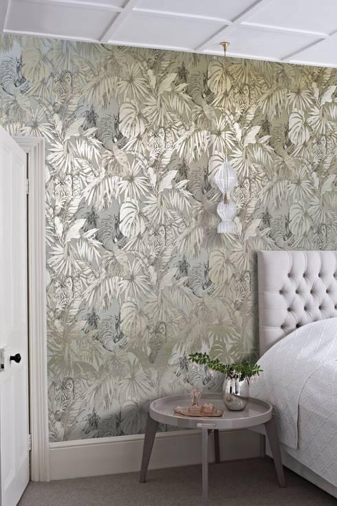 Prestigious Textiles:  tarz Yatak Odası