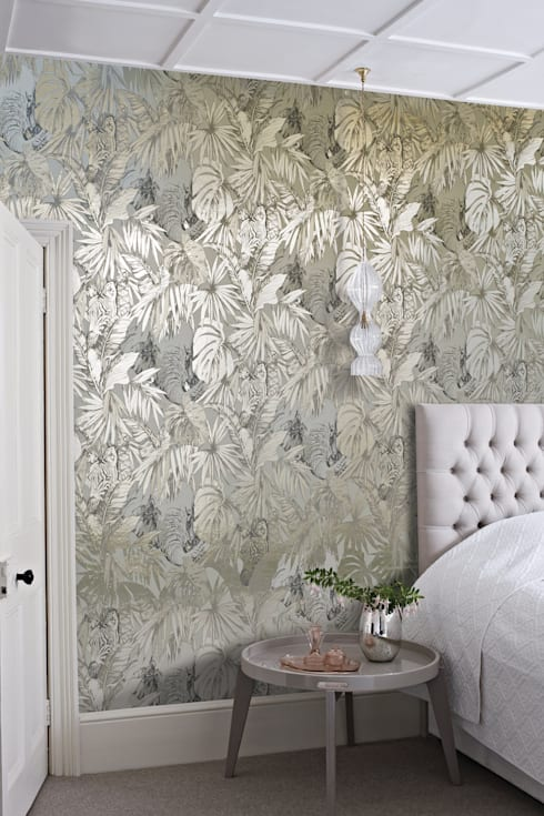 Maharajah Sable:  Bedroom by Prestigious Textiles