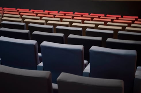 Reforma del teatro buero vallejo en alcorc n by env s - Teatro buero vallejo alcorcon ...