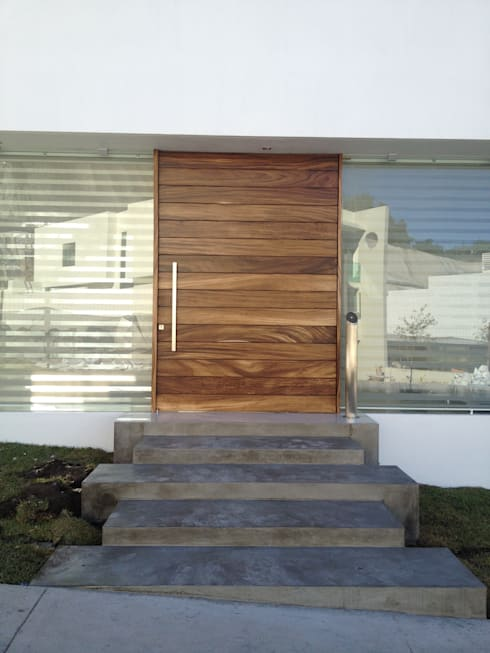 Cuartos de estilo minimalista por Arki3d