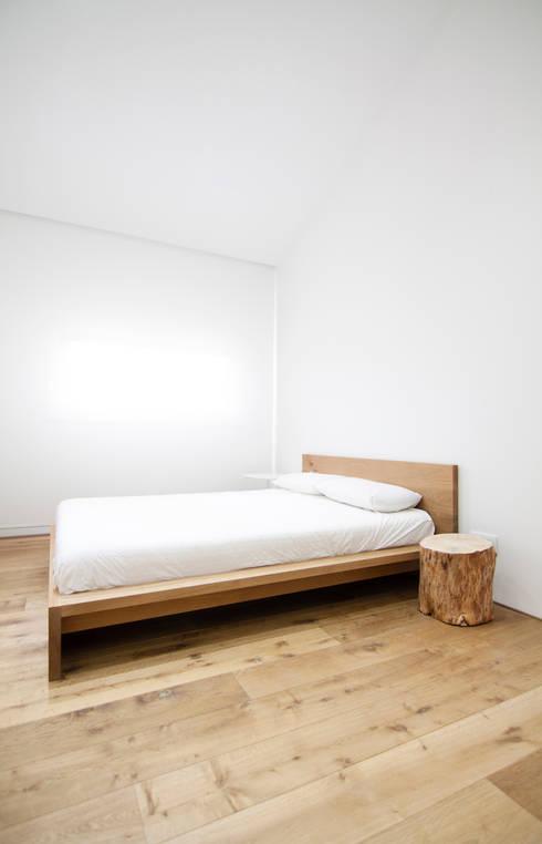 mediterrane Slaapkamer door Balzar Arquitectos
