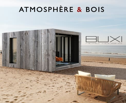 buxy di atmosphere bois homify. Black Bedroom Furniture Sets. Home Design Ideas