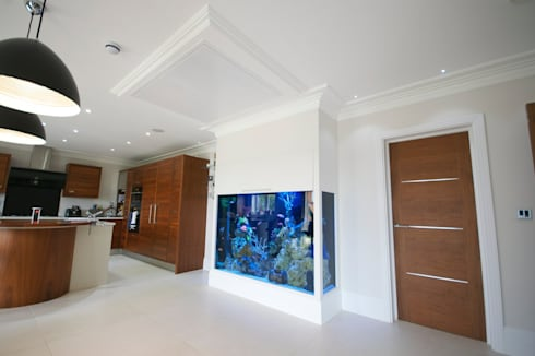 Home Automation & Wood Work:   by Ashville Inc
