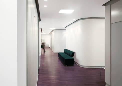 kantpraxis kurf rstendamm por c95 architekten homify. Black Bedroom Furniture Sets. Home Design Ideas