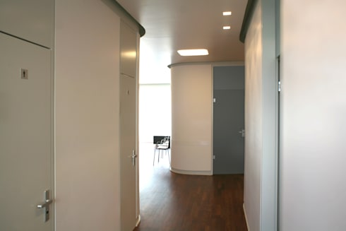 kantpraxis kurf rstendamm de c95 architekten homify. Black Bedroom Furniture Sets. Home Design Ideas