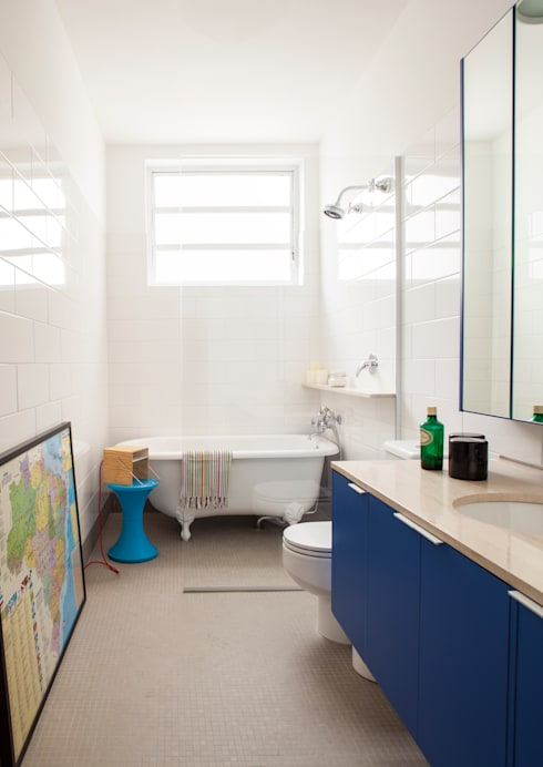 حمام تنفيذ Mauricio Arruda Design