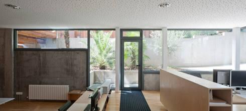 estudio: Ventanas de estilo  de hollegha arquitectos