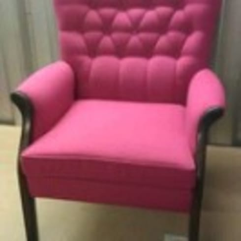 Some of my work :   by Andre Upholstery